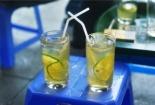 Kinh hoàng pha trà chanh 'thơm ngon' bằng hóa chất