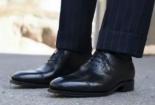 Độc đáo công nghệ sản xuất giày từ… da cá rô phi