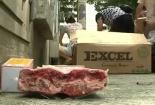 Thịt bò đông lạnh hơn 40 năm ngập tràn thị trường Trung Quốc