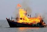 Cận cảnh Indonesia đặt thuốc nổ, đánh chìm hàng loạt tàu cá nước ngoài vi phạm