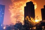 Thêm một vụ nổ kho hóa chất kinh hoàng làm rung chuyển Trung Quốc