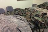 Phát hiện, thu giữ gần 100 bộ quân phục quân đội Mỹ nhập trái phép vào Việt Nam