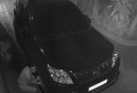 Trộm cạy logo 4 bánh Toyota Prado trong tích tắc