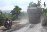 Xe quá tải chở than tuyến Vàng Danh – Uông Bí 'thách thức' Chủ tịch tỉnh Quảng Ninh