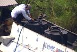 Lật tẩy 'trò ảo thuật' rút ruột xăng dầu của xe bồn