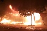 Toàn cảnh vụ cháy chợ Phủ Lý, Hà Nam