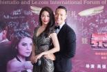 Trương Ngọc Ánh, Kim Lý tình tứ khi đi giới thiệu phim ở Trung Quốc