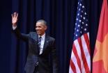 Video toàn bộ bài phát biểu của Tổng thống Obama tại Trung tâm Hội nghị Quốc gia
