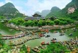 Tại sao khu du lịch Tràng An - Ninh Bình hút khách du lịch?