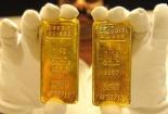 Cập nhật giá vàng trong nước ngày 26/8/2016: Giá vàng tiếp tục 'trượt dốc'