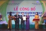 Kon Tum đón nhận giấy chứng nhận chỉ dẫn địa lý sâm 'Ngọc Linh'