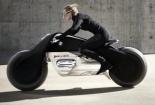 Siêu môtô tự cân bằng đến từ tương lai: Kiểu dáng hầm hố, không bao giờ đổ