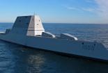 Video: Uy lực tàu khu trục USS Zumwalt tinh vi nhất của Hải quân Mỹ