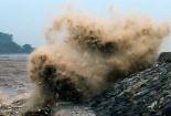 Bão số 7 Sarika tăng cấp khi đi vào vùng biển Hoàng Sa