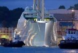 Siêu du thuyền lớn nhất thế giới có giá hơn 8 nghìn tỷ của đại gia Nga