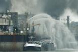 Nổ nhà máy hóa chất lớn nhất thế giới ở Đức một số người còn mất tích