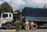 Tai nạn giao thông ngày 27/10: Nữ sinh lớp 11 bị container cán tử vong