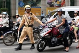 Cảnh sát giao thông không được dừng xe chỉ để kiểm tra xe không chính chủ