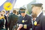 Hãng hàng không lớn nhất Đức hoãn gần 2000 chuyến bay do đình công
