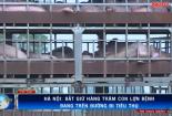 Clip bắt giữ hơn 300 con lợn bệnh lở mồm long móng đang trên đường 'tuồn' về Hà Nội