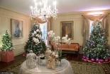 Nhà Trắng trang trí Giáng sinh 2016 sớm