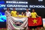 'Kỹ sư nhí' Việt Nam thắng lớn tại cuộc thi Robothon Quốc tế 2016