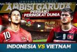 Link xem trực tiếp bóng đá Việt Nam - Indonesia lúc 19h ngày 7/12