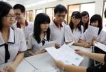 Thi THPT Quốc gia 2017: Thí sinh có 5 bài thi, 10 nguyện vọng vào Đại học