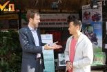 Gạo siêu sạch của nông dân Việt sắp được quảng bá tại New Zealand