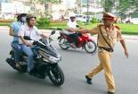 Cảnh sát giao thông có được một mình tuần tra xử phạt không?