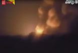 Kinh hoàng nổ bình gas tại Pháp suốt 2 tiếng