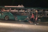 Nổ xe khách ở Bắc Ninh: Tìm thấy dấu vết vật nổ tại hiện trường