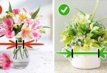 10 cách đơn giản giữ hoa tươi 'lâu nhất có thể'