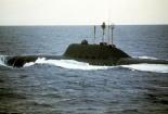 Tàu ngầm lớp Alfa: 'Quái vật' hạt nhân thống trị đại dương của Nga