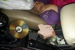 Đi trên cao tốc Hà Nội - Thái Nguyên, ô tô bị ném gạch vỡ kính