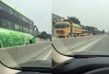 Điều khiển ô tô đi ngược chiều vào làn đường một chiều bị phạt thế nào?