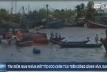 Tàu tham gia lễ hội lật chìm ở Bạc Liêu: Thông tin mới nhất