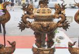 Những nét độc đáo của gốm Tâm linh Gia tộc Việt