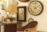 Cách bài trí đồng hồ trong nhà 'chuẩn' theo phong thủy