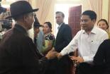 Chủ tịch Nguyễn Đức Chung sẽ làm rõ việc bắt cụ Kình ở Đồng Tâm là đúng hay sai