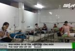 Bình Dương: Hàng loạt người ngộ độc tập thể sau khi ăn mỳ tôm