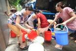 Hà Nội đối diện tình trạng thiếu nước sạch trong mùa hè