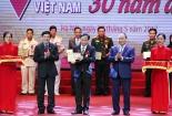 [Video] Tổng cục Tiêu chuẩn Đo lường Chất lượng được vinh danh tại 'Vinh Quang Việt Nam 2017'