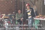 TP.HCM: Chợ thịt chó nổi tiếng bị 'truy quét'