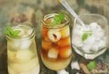 Cách làm trà vải thơm mát, không gây nóng và nổi mụn