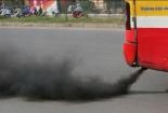 Khí thải động cơ diesel thay đổi cấu trúc của tim