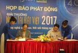Nhân tài Đất Việt 2017 hướng tới cuộc cách mạng công nghiệp 4.0
