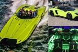 Siêu xe lai thuyền cao tốc 'siêu độc' có giá cao 'ngất ngưởng' gần 50 tỷ đồng