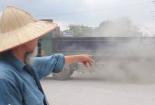 Cuộc sống phủ bụi của khu dân cư Hà Nội