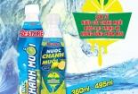 Tận mắt chứng kiến quy trình sản xuất nước chanh muối Restore